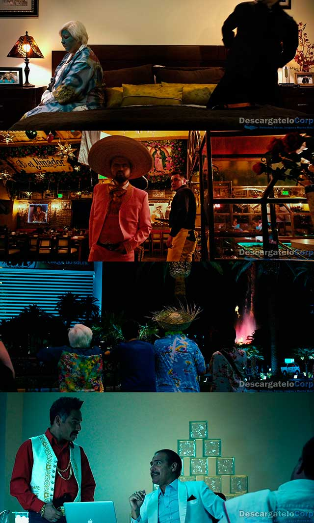 Se nos armó la gorda al doble Misión Las Vegas HD 1080p Latino