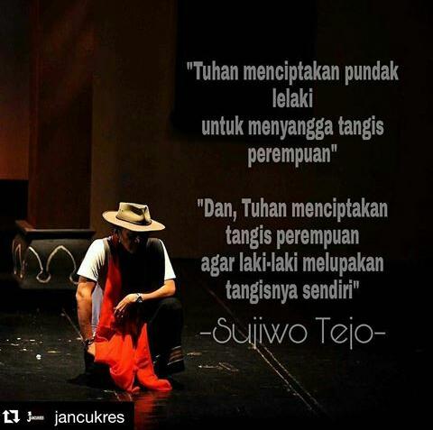 Kumpulan Kata Kata Bijak Sujiwo Tejo Mogimogy