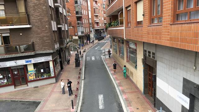 Calle Juan de Garay