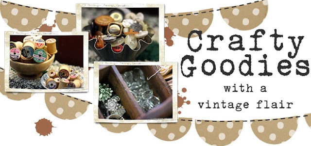 Featured Vintage Inspiration Blog