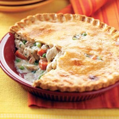 Turkey Potpies