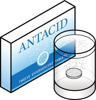 how to make an antacid