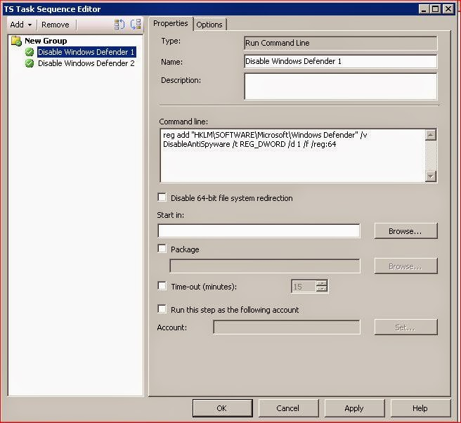 ConfigMgr, Tips and Tricks: 2014