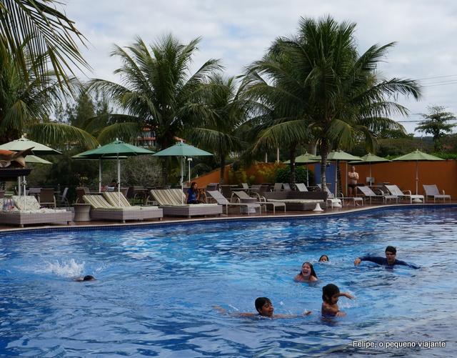 Hotel Ferradura Resort Búzios recreação