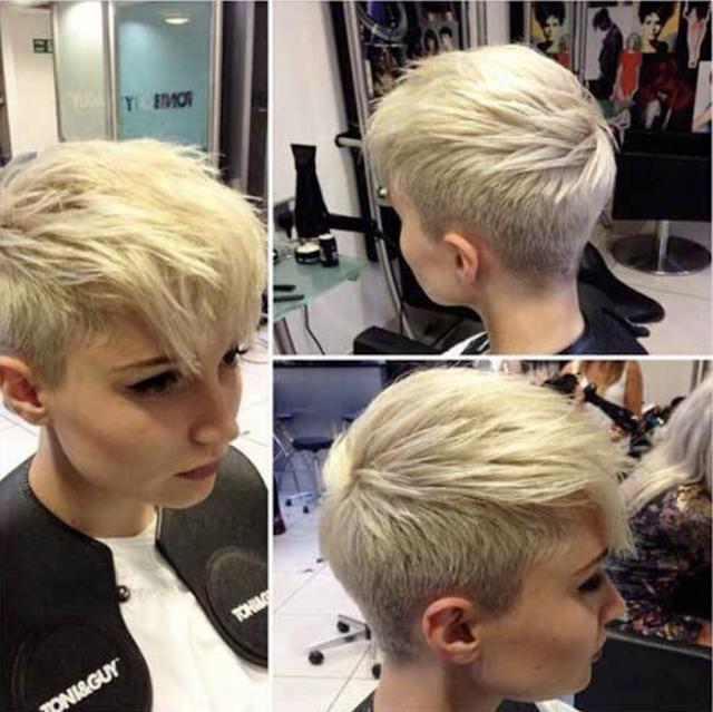 short pixie haircuts 2019