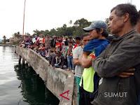 Keluarga Korban Kapal Tenggelam KM Sinar Bangun Pasrah