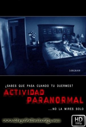 Actividad Paranormal [1080p] [Latino-Ingles] [MEGA]