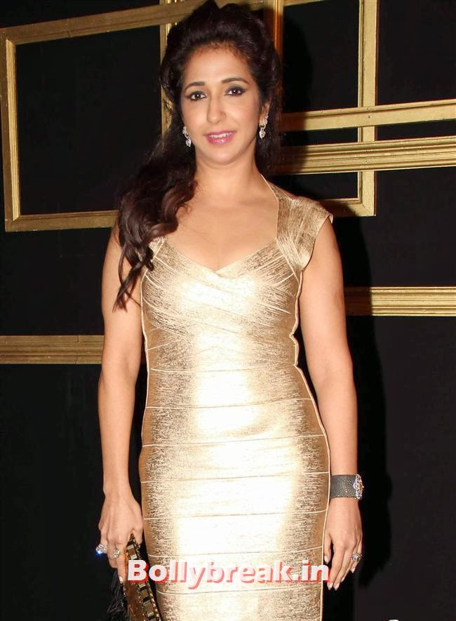 Krishika Lulla, All Bollywood Celebs at Deepika Padukone Golden Party