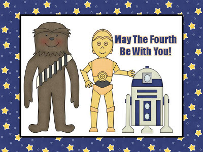 Fern Smith's May the Fourth Be With You!