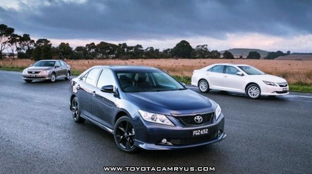 2016 Toyota Camry Atara S Review