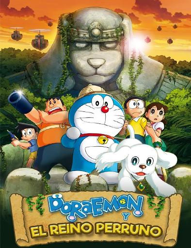 Doraemon y el reino perruno (2014)