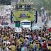 Evangélicos se reúnem no Recife para evangelizar foliões durante Carnaval