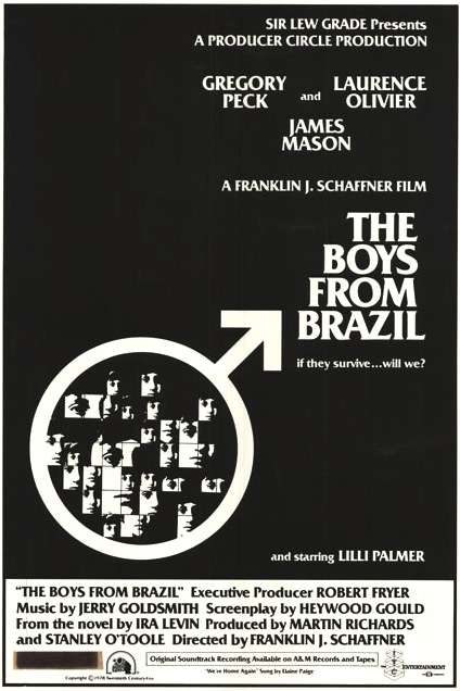 Existential Ennui: Book Review: The Boys from Brazil by Ira