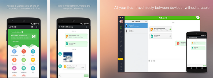 AirDroid - Best Device Manager v3.0.3