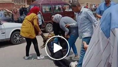 بالفيديو دموع وصريخ وانهيارات واغماءات .. والجاني امتحان انجليزي الثانويه العامه