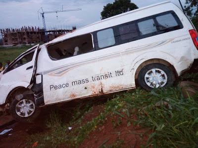 pmt bus accident enugu