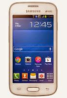 Samsung  S6313 pasang sim restart Dan solusinya