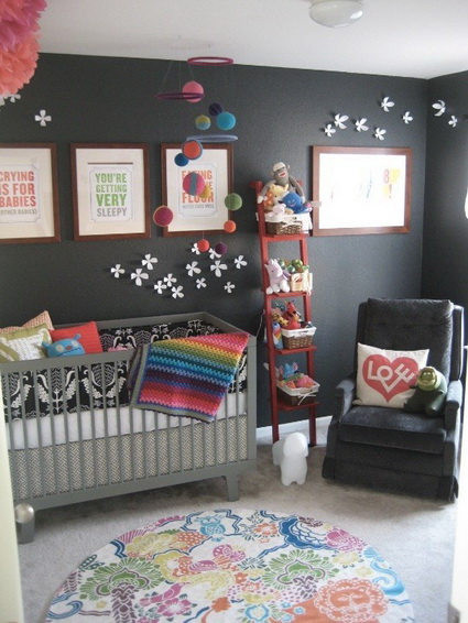 10 charming baby bedrooms 1