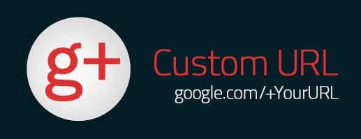 Customize Google Plus URL
