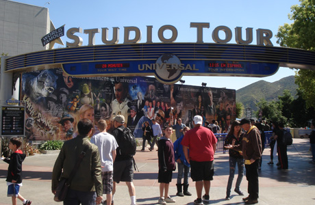 Universal Studios, Los Angeles, California