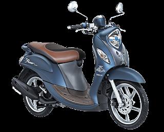 Yamaha Fino Grande - Sugi Yamaha