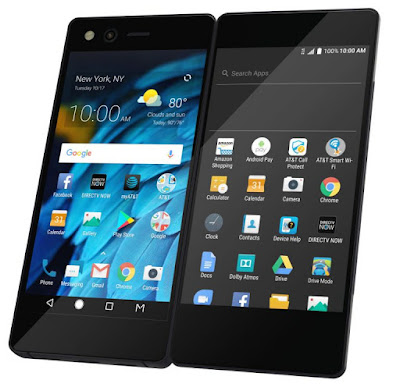 ZTE Axon M smartphone with Dual Screen goes official : Release Date, Specs, Price