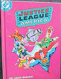 Justice League of America in The Lunar Invaders