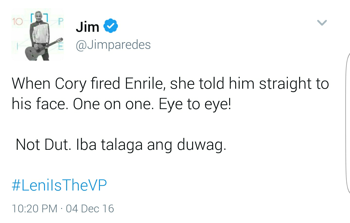 Fashion Pulis Tweet Scoop Jim Paredes On His Alleged: Fashion PULIS: Tweet Scoop: Jim Paredes Thinks The
