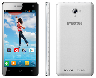 Kumpulan Mod Recovery CWM,CTR Or TWRP Evercoss Elevate Y A66A