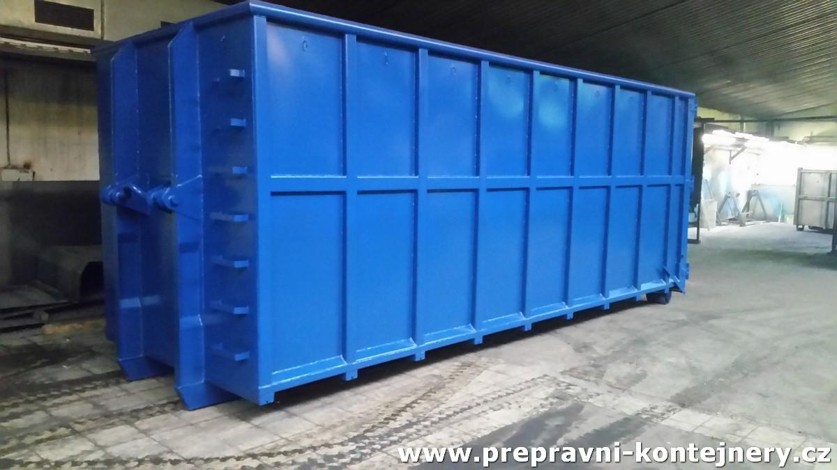 H kov p epravn kontejnery v roba kontejnery abroll 40m3 for Kuchenzeile 3 40 m