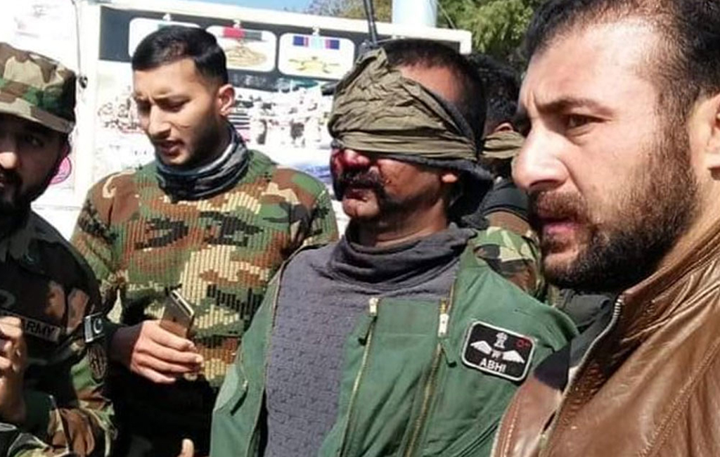 Pakistan Pak Air Force Jammed Entire System to Track the Abhinandan Pilot