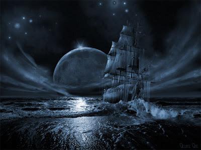 السفينة الشبح