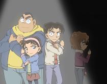 """Detective Conan 922 - """"La desaparición de la Liga Juvenil"""""""