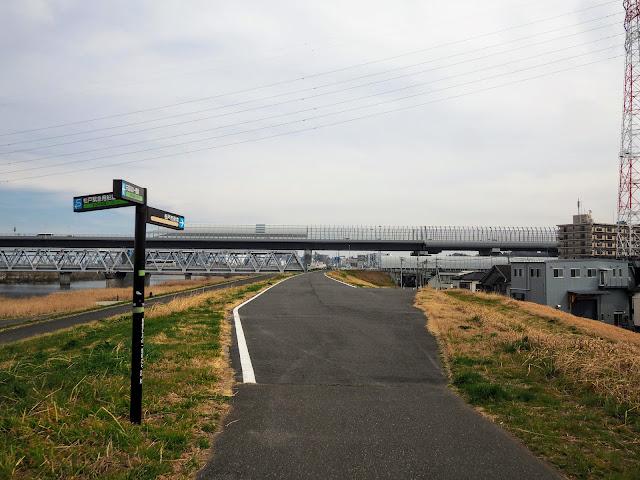 江戸川 松戸 常磐線