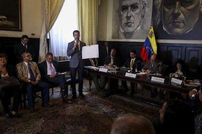 AN solicitará a la fiscal Ortega Díaz las pruebas de corrupción contra Maduro