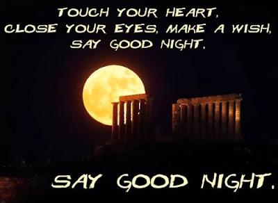 Kata Ucapan Selamat Tidur