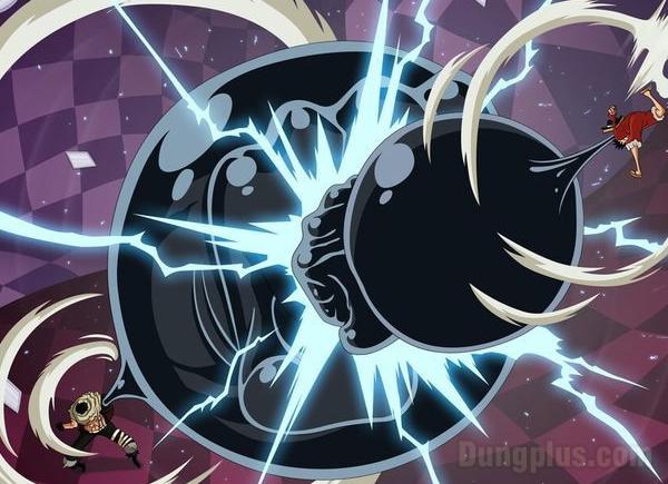 Trận đấu Luffy đánh bại katakuri hay nhất