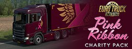 ETS2 Pink Ribbon Charity Pack