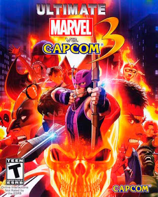 Ultimate Marvel vs. Capcom 3 + Crack (CODEX) PC Torrent