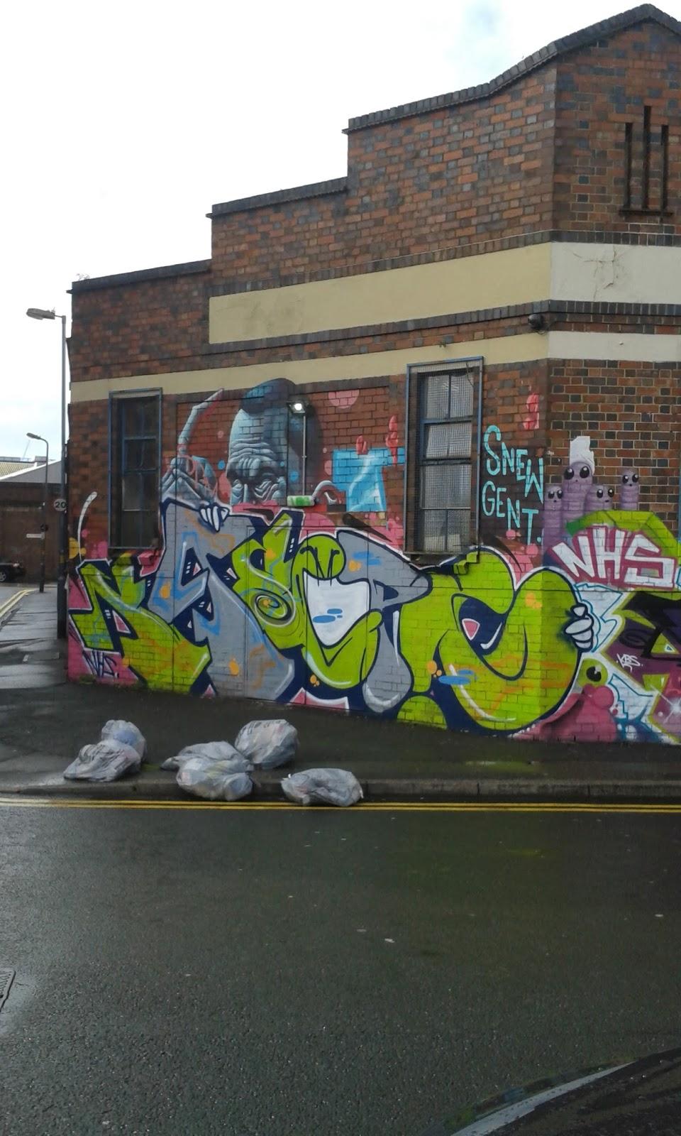 Art There Are Many Graffiti