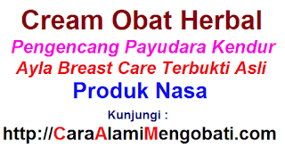 Cream obat pengencang payudara kendur Ayla breast care terbukti asli