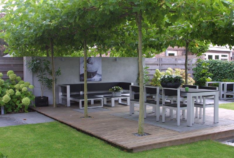 Realizzare una zona pranzo in giardino blog di arredamento e interni dettagli home decor - Idee per realizzare un giardino ...
