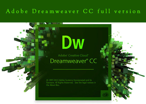 comment cracker dreamweaver cc 2017