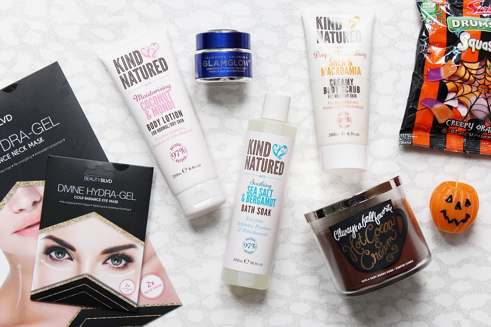 Autumn Evening Pamper Must Haves