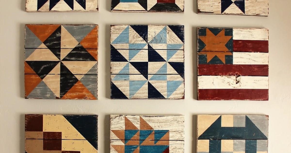 Tweetle Dee Design Co.: Barn Quilt Civil War Collection ...
