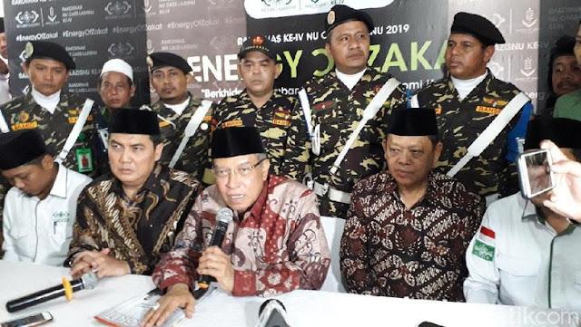 Kiai Said Aqil ke Ahmad Dhani: Dia Sudah Sakiti NU, Biar Kualat Sendiri