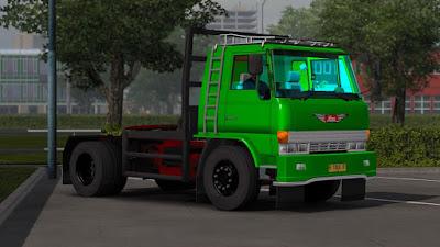 Hino Ranger Old V2.0 ETS2