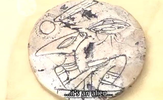 Os maias e greys contato alienígena ovni ufo