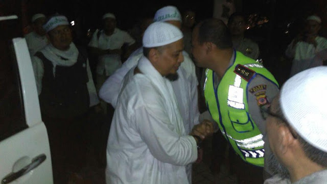 KH Arifin Ilham: 'Subhanallah Alhamdulillah, Saya Sehat Walafiat'