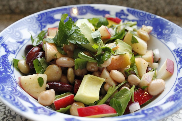 Salad with Beans